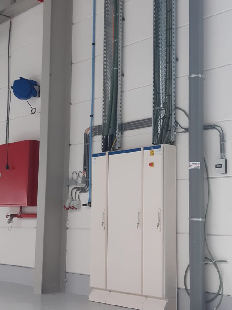 APS Elektrische installatie