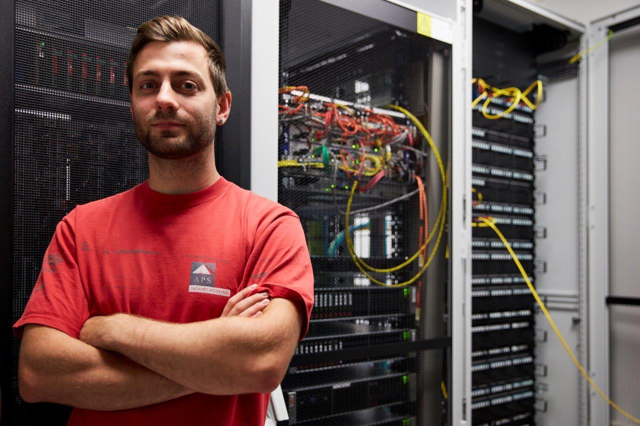 APS Network infrastructure